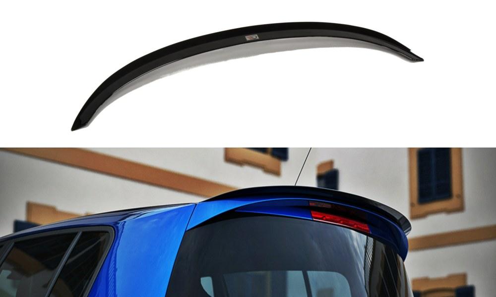 Lotka Lip Spoiler - Renault Megane II RS - GRUBYGARAGE - Sklep Tuningowy